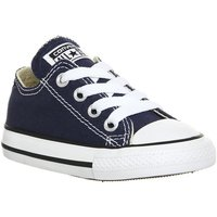 Converse All Star Low Infant Shoes NAVY