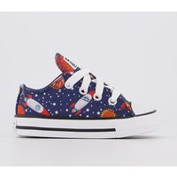 Converse Allstar Low Infant SPACE PRINT EXCLUSIVE