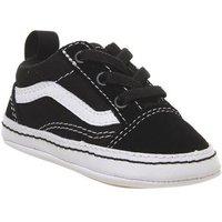 Vans Old Skool Crib BLACK TRUE WHITE