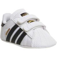 adidas Superstar Crib WHITE BLACK WHITE