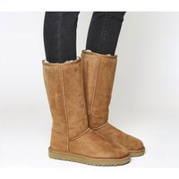 UGG Classic Tall II CHESTNUT SUEDE 2682545086