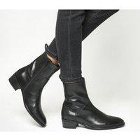 Vagabond Meja High Cut Boot BLACK LEATHER