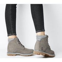 shop for Timberland Waterville 6 Boot MED GREY at Shopo