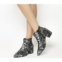 shop for Vagabond Mya Boot BLACK SILVER at Shopo