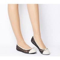 shop for Butterfly Twists Quilted Olivia 2 BLACK CREAM FLOCK at Shopo