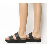 Office Magnetic 2 Footbed BLACK
