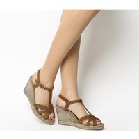 shop for Kanna Evita K1799 TAN SUEDE at Shopo