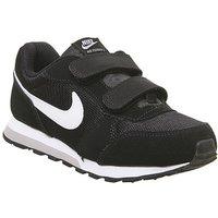 Nike Md Runner Ps BLACK WHITE WOLF GREY