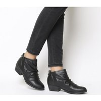 Blowfish Malibu Stood Up Ankle Boot BLACK ALAMO
