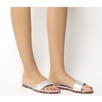 shop for Ted Baker Kytti Sandal SILVER at Shopo