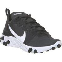 Nike Element React 55 BLACK WHITE F