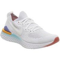 Nike Epic React Flyknit WHITE HYPER JADE EMBER GLOW F