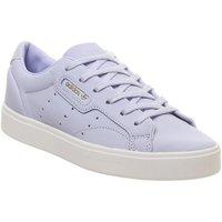 adidas Sleek PERIWINKLE CRYSTAL WHITE