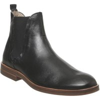 shop for Hudson London Adlington Chelsea Boot BLACK CALF at Shopo