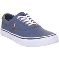 Ralph Lauren Thornton Sneakers NEWPORT NAVY