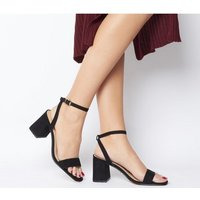 shop for Office Millions Square Toe Two Part BLACK at Shopo
