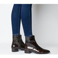 Vagabond Joyce Ankle Boot DARK BROWN