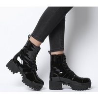Ego Cooper Lace Boot BLACK