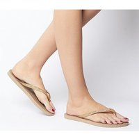 shop for Havaianas Slim Glitter ROSE GOLD at Shopo
