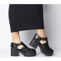 shop for Vagabond Dioon Block Sandal BLACK at Shopo
