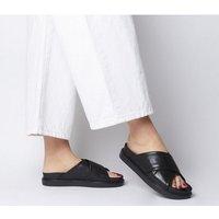 Vagabond Erin Cross Sandal BLACK