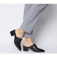 shop for Vagabond Mya Block Heel BLACK at Shopo