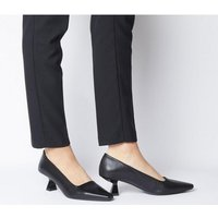 shop for Vagabond Lissie Heel BLACK LEATHER at Shopo