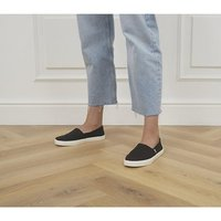 shop for Toms Alpargata Cupsole BLACK HERITAGE at Shopo