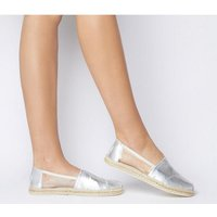 shop for Toms Alpargata Rope CLEAR TRANSLUCENT at Shopo