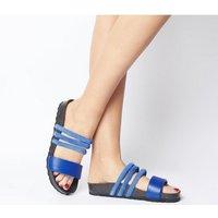 shop for Shoe the Bear Cara Puff Sandal BLUE at Shopo