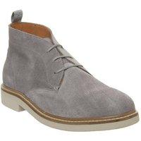 Shoe the Bear Seaford Chukka LIGHT GREY SUEDE