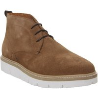 shop for Shoe the Bear Freeport Chukka TAN SUEDE at Shopo