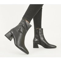 shop for Vagabond Alice Block Heel Boot BLACK at Shopo
