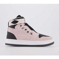 Jordan Air Jordan 1 Nova Xx BARELY ROSE BLACK WHITE F