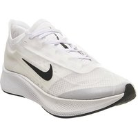 Nike Zoom Fly 3 WHITE BLACK ATMOSPHERE GREY