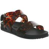 shop for Melissa Cosmic Sandal BLACK TS at Shopo