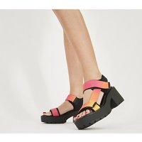 shop for Vagabond Dioon Sport Sandal PINK MULTI at Shopo