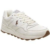 Ralph Lauren Trackstr 100 Sneaker EGRET