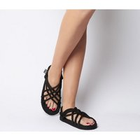 shop for Nomadic State of Mind Jc Sandal BLACK at Shopo