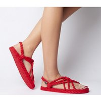 shop for Nomadic State of Mind Jc Sandal RED at Shopo