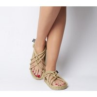 shop for Nomadic State of Mind Jc Sandal BEIGE at Shopo