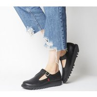 Kickers Kick Lo Aztec BLACK