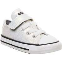 Converse All Star Low 1vlace WOLF WHITE GLITTER
