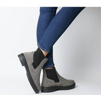Office Archie- Chelsea Boot GREY SUEDE
