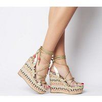 shop for Office Handsdown Feature Wow Wedge SNAKE MIX at Shopo