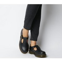 Dr. Martens Polley T Bar BLACK