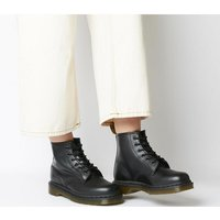 shop for Dr. Martens 101 6 Eye Boot BLACK at Shopo
