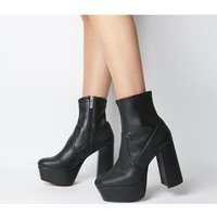 shop for Office Another Level- Extreme Platform Boot BLACK at Shopo