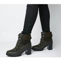 shop for UGG Redwood Ankle Boot BLACK OLIVE at Shopo
