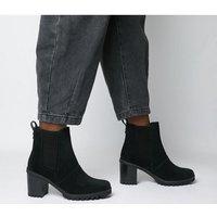 shop for UGG Hazel Heel Chelsea BLACK at Shopo